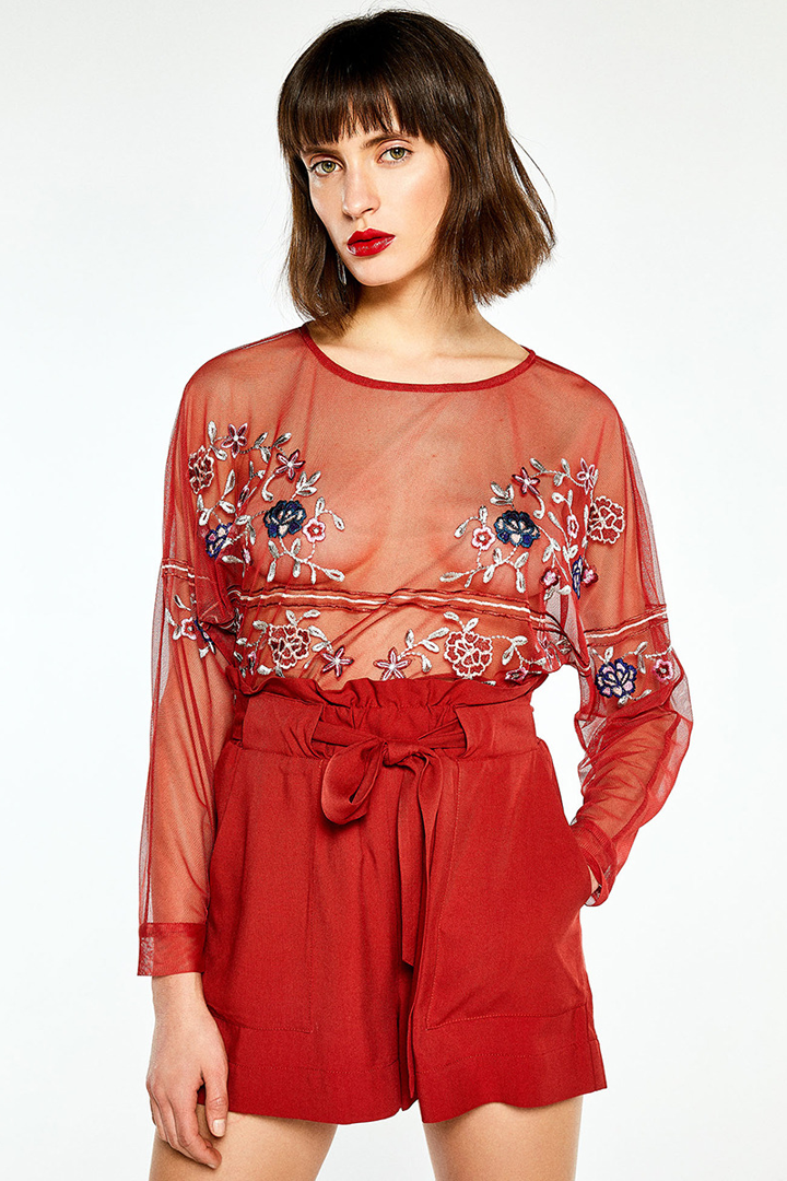 Sfera: prendas para lucir las tendencias del verano