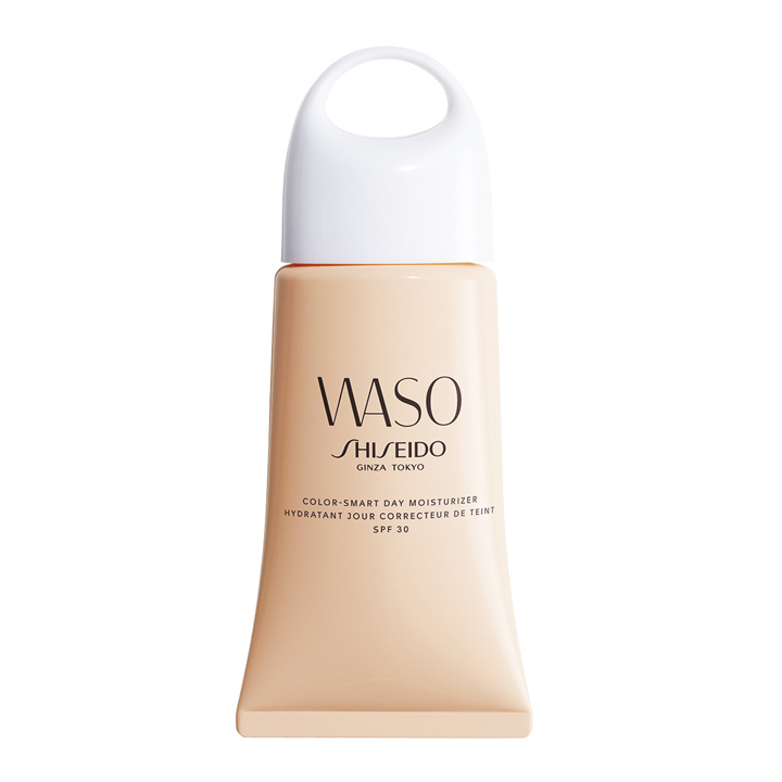 Waso Color de Shiseido: cremas con color
