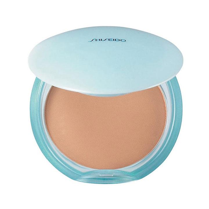 Pureness Matifying Compact de Shiseido: tendencias maquillaje otoño 2018