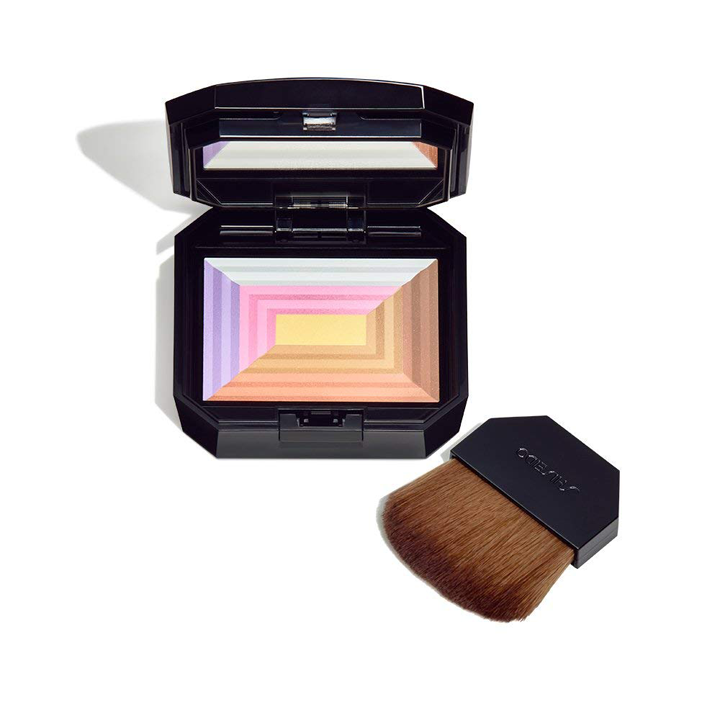 7 Lights Polvos Iluminadores de Shiseido: como usar el iluminador