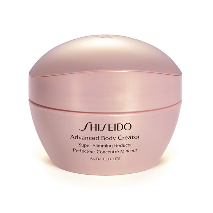 Advanced Body Creator Slimming Reducer de Shiseido: cosmética para deportistas