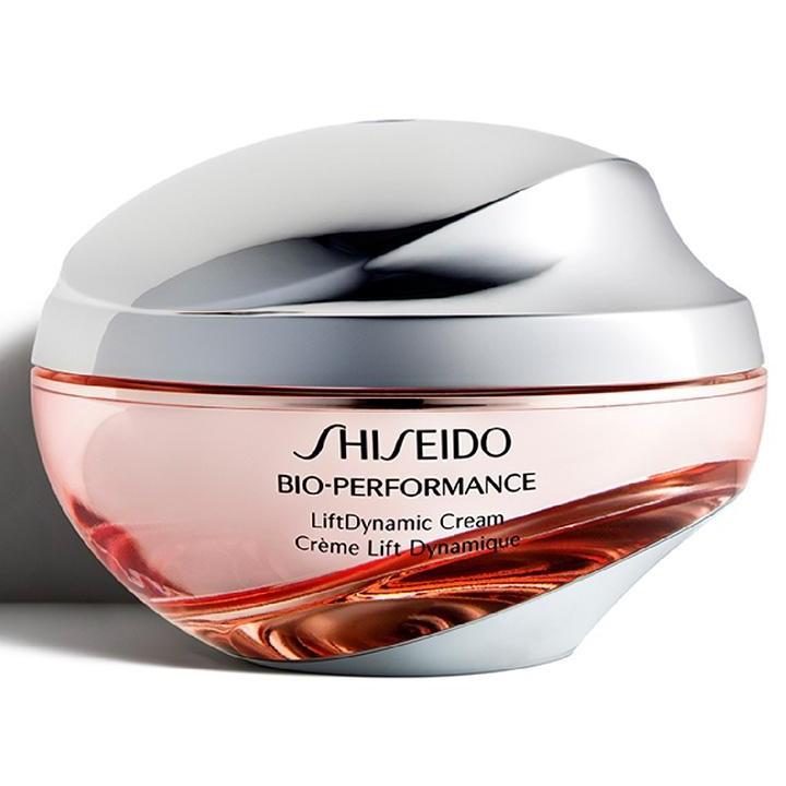 Shiseido: Cremas antiarrugas mejores que botox