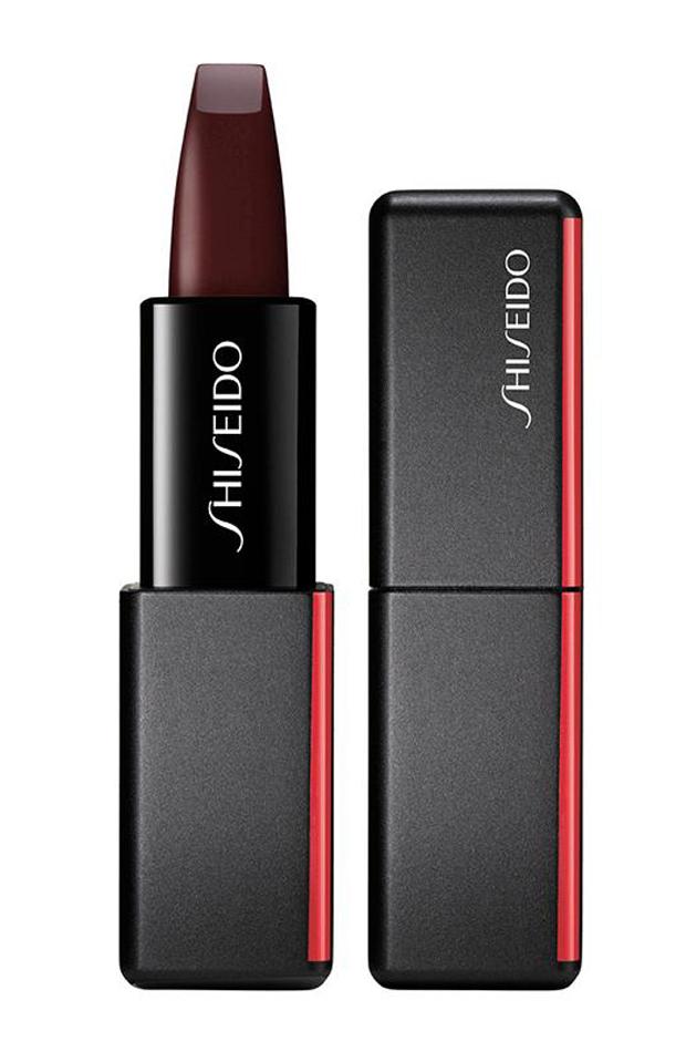 ModernMatte Powder Lipstick de Shiseido: productos maquillaje de halloween