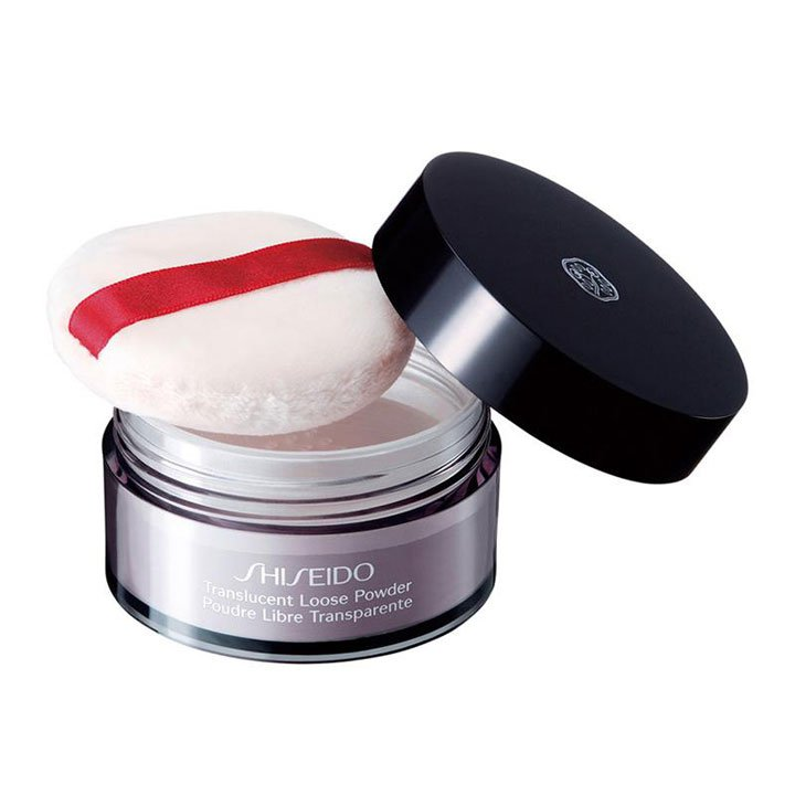 Translucent Loose Powder de Shiseido: productos beauty pieles sensibles