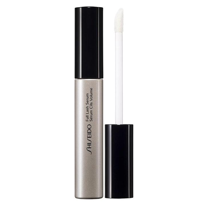 Full Lash Serum de Shiseido: productos maquillaje con gafas