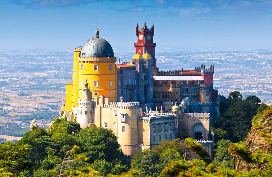 Sintra: destinos viajar en invierno
