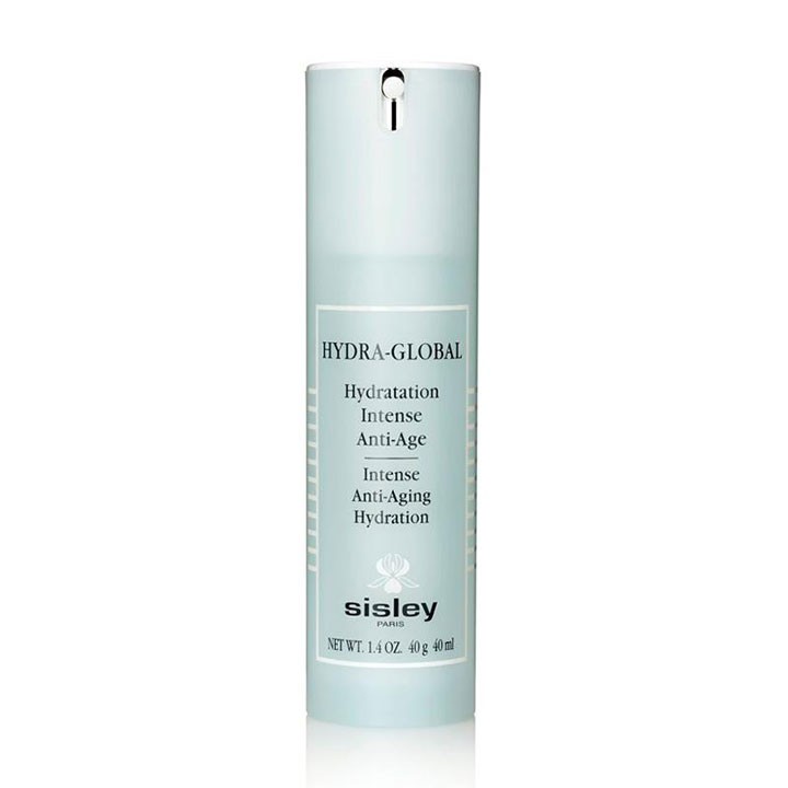 Hidra-global de Sisley: mejores productos recuperarte vacaciones