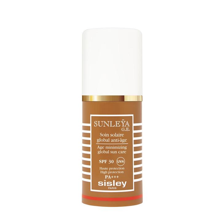 Tratamiento solar antiedad Sunleÿa de Sisley: productos cuidar piel seca invierno