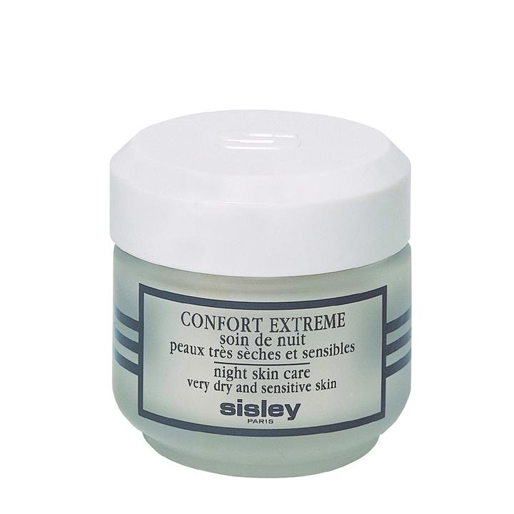 Tratamiento Noche Piel seca y Sensible Confort Extrême soin de Sisley: productos piel sensible