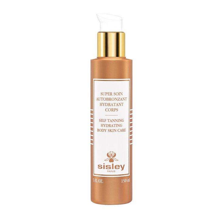 Super Soin Autobronzant Hydratant Corps de Sisley :productos prolongar bronceado