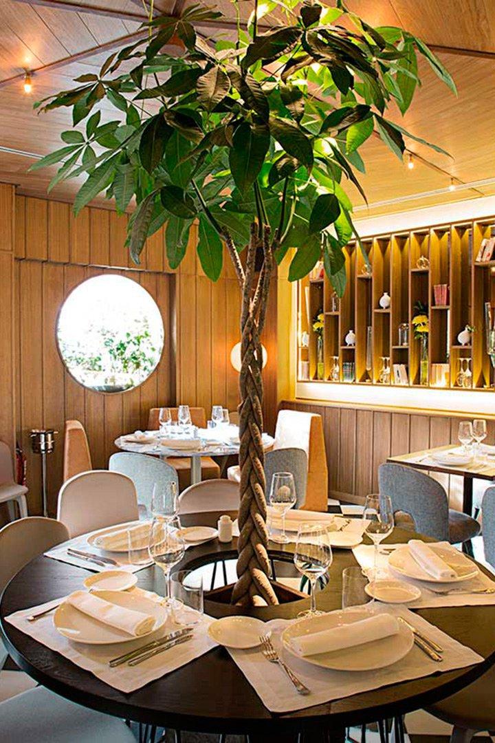Six Restaurante Cenas de empresa para navidad