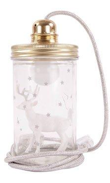 Decora tu casa con la lámpara de reno de Smallable