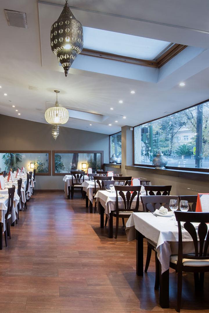 restaurantes exóticos madrid comida libanesa