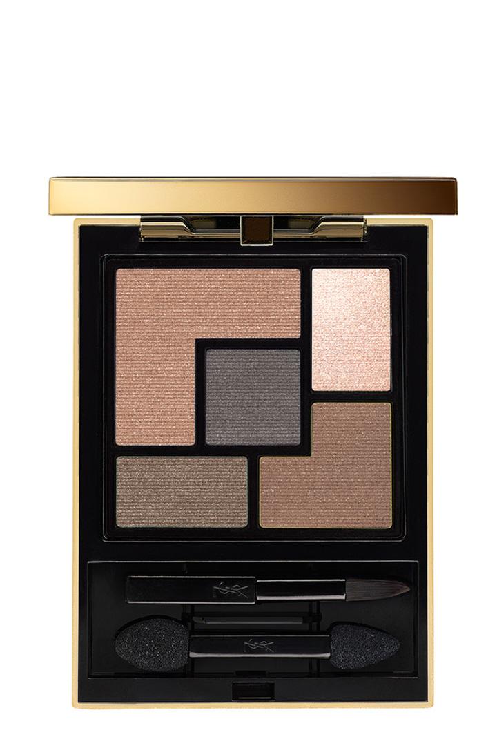 Paleta de sombras Couture Palette Collector Wild Edition Yves Saint Laurent