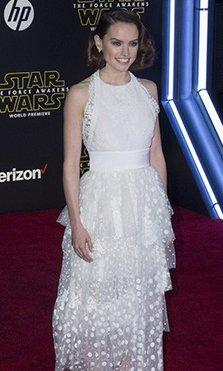 Primeras imágenes de la premiere de Star Wars