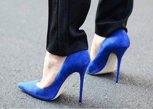 Zapatos de tacón irresistibles