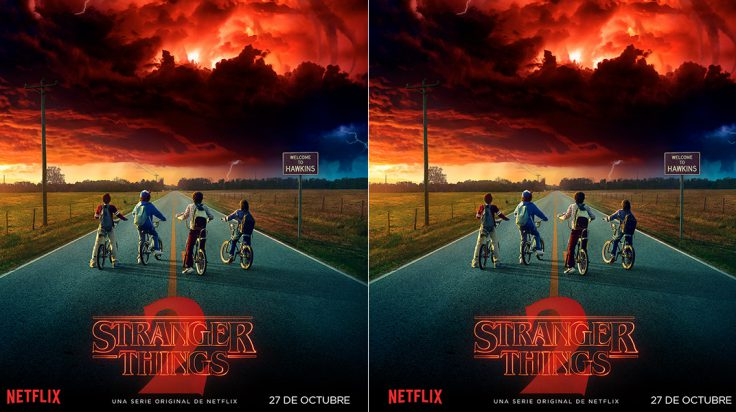 stranger things segunda temporada