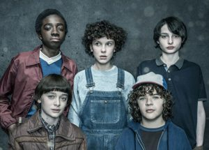 Nuevas fotos de la segunda temporada de Stranger Things