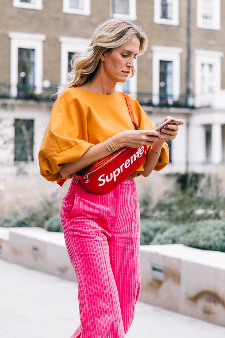 street style LFW 2018