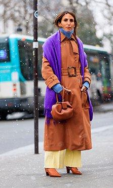 Paris Fashion Week – Street Style Marzo 2018