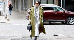 Los mejores looks de Street Style de NYFW