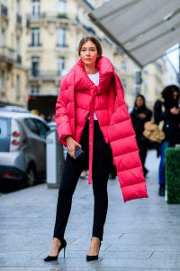Street Style París Fashion Week 2017