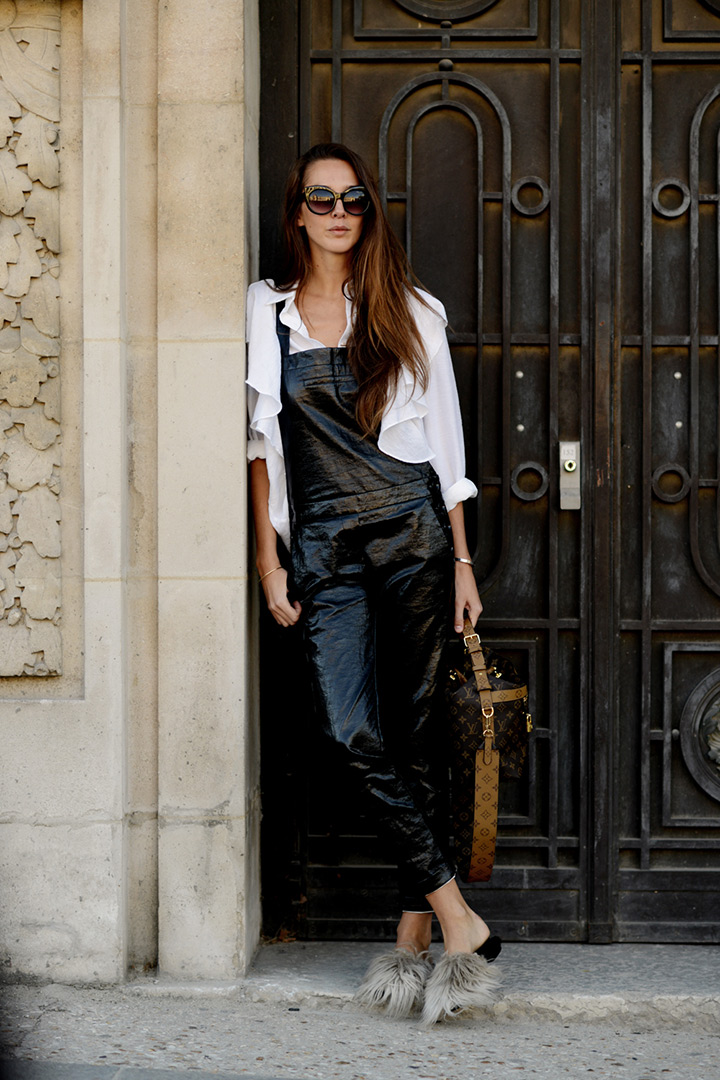 StreetStyle Chic Too Chic París