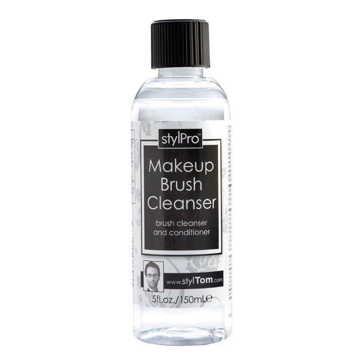 Limpiador de brochas de maquillaje de StylPro: productos mimar tu piel