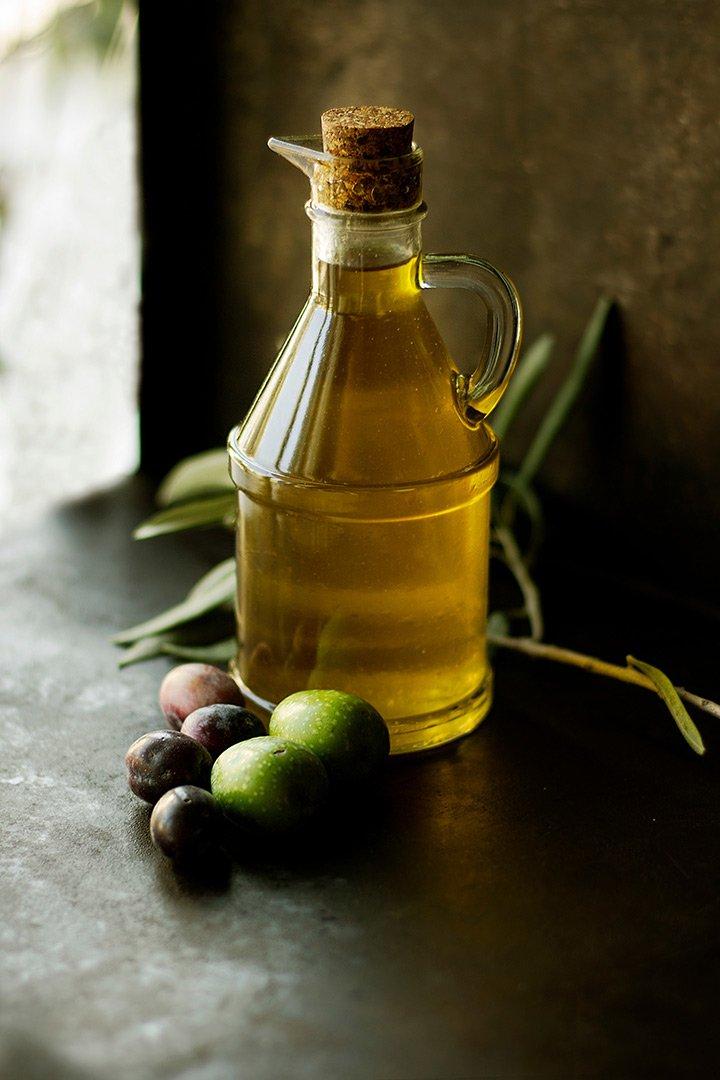 Superalimentos aceite