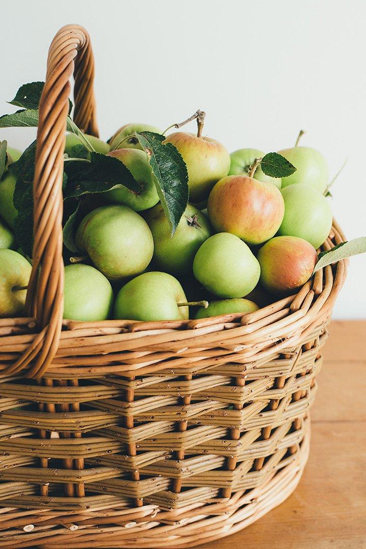 Superalimentos Manzana