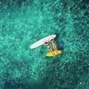 Las chicas del surf