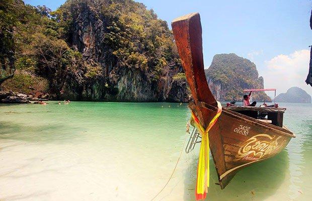 Tailandia, ideal para viajar con amigos