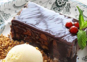 Las mejores sitios para disfrutar de una tarta de chocolate