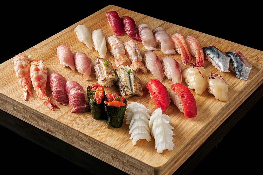 Tastem: mejores restaurantes sushi España