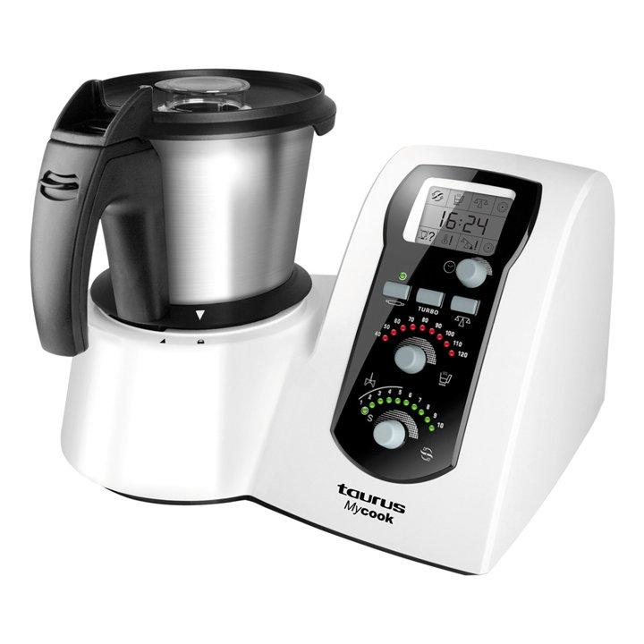 Robot de cocina Taurus Mycook Easy por inducción: ideas regalos navidad
