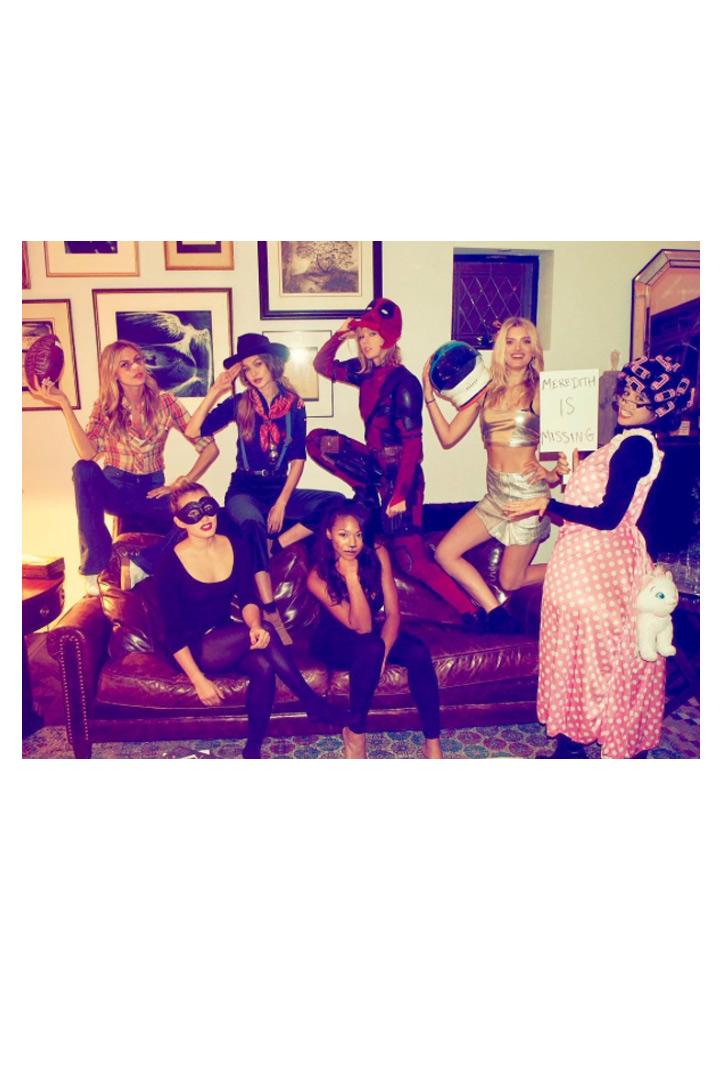Taylor Swift disfraz de Halloween