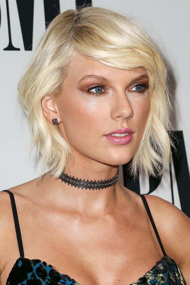 Maquillaje de navidad Taylor Swift