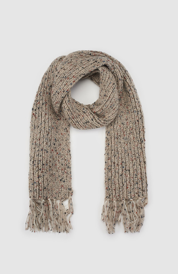Bufanda de tweed de Southern Cotton