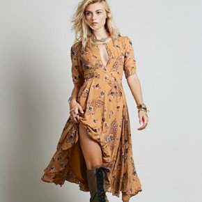 Vestidos setenteros