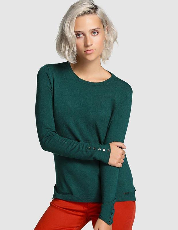 Jersey verde ECI