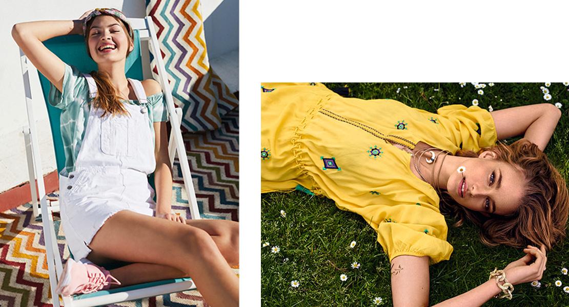 prendas para lucir las tendencias del verano