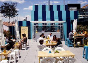 Las mejores terrazas de verano de Madrid