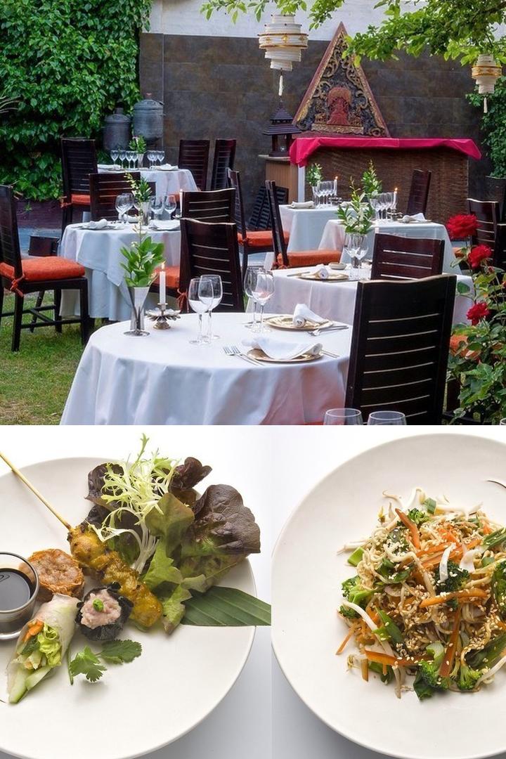 restaurantes exóticos madrid comida tailandesa