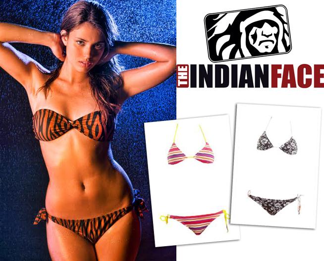 Sorteamos 5 bikinis de The Indian face