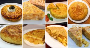 La tortilla de patata del chef Manuel Domínguez