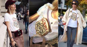 Loewe: La camiseta tostada de la temporada
