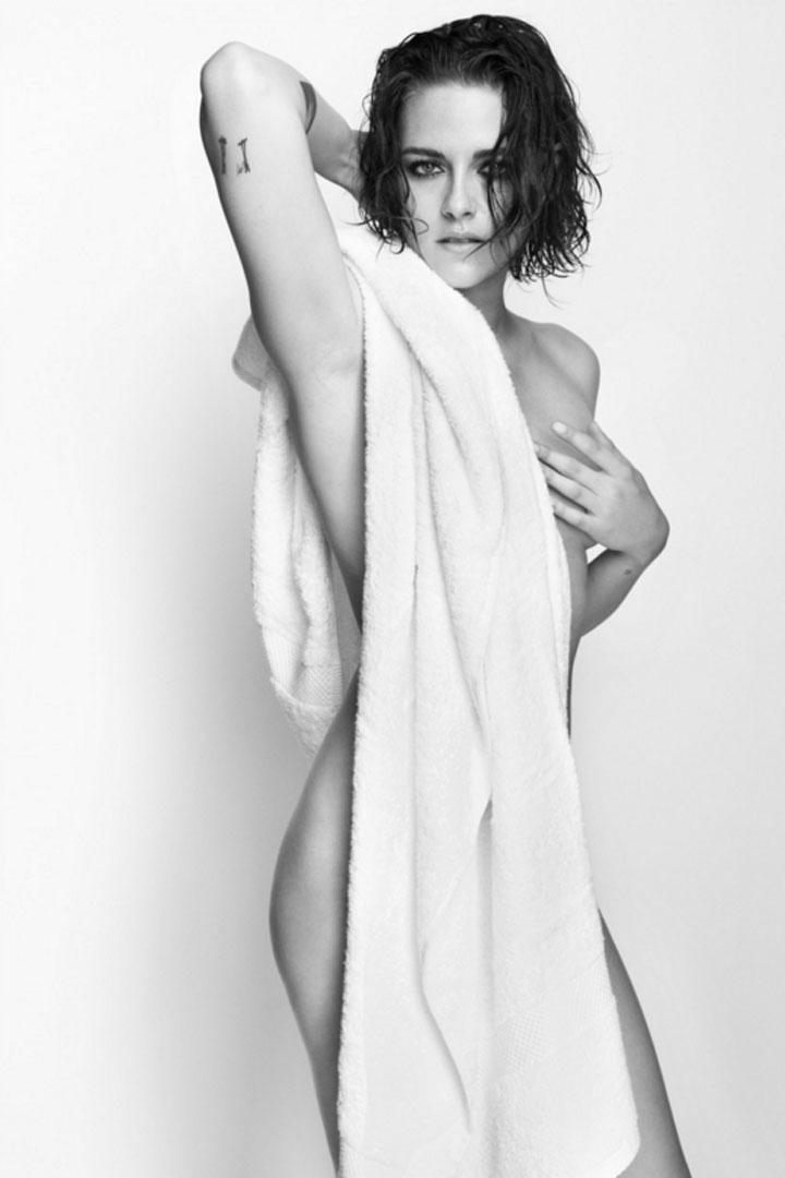 Kristen Stewart Towel Series