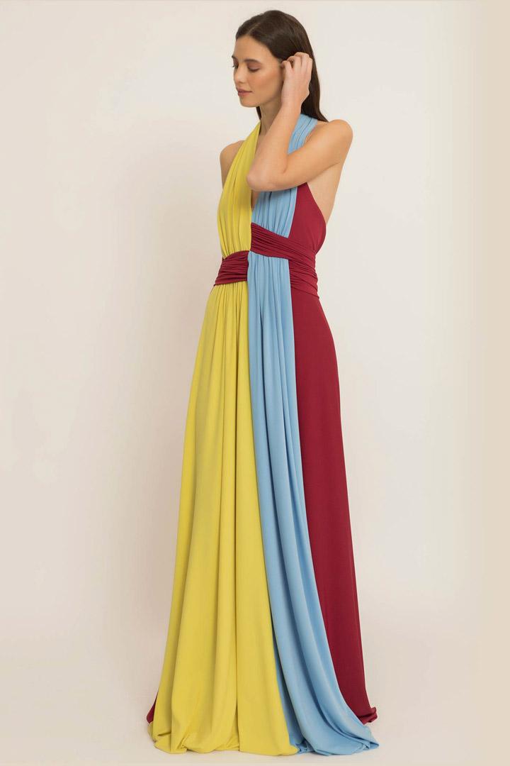 Colour Nude: vestidos de invitada verano