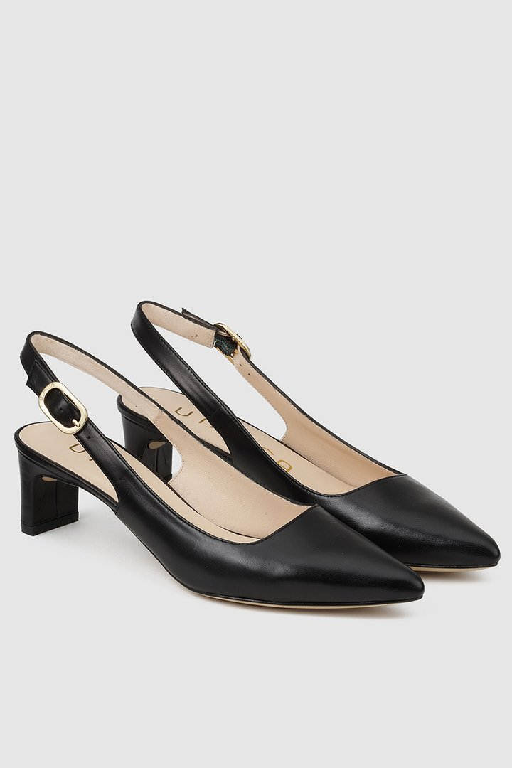zapatos destalonados de unisa en el corte inglés