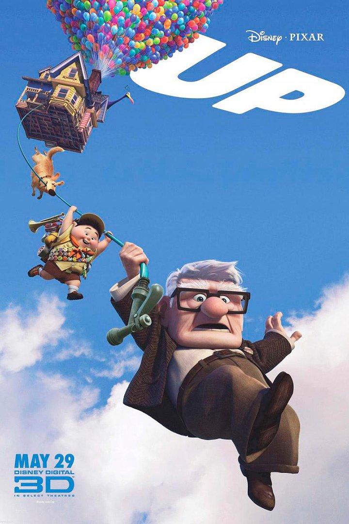 películas para ver en familia up